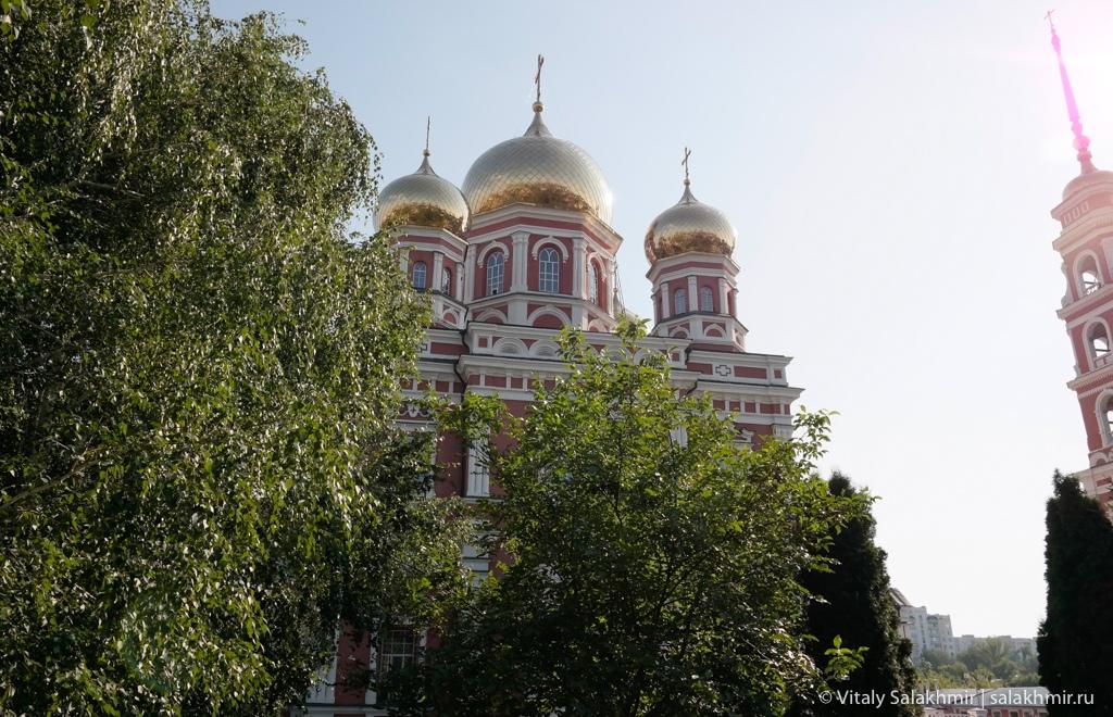 Свято-Покровский храм, Саратов 2020