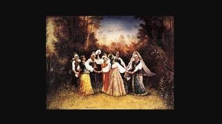 Русские народные мелодии - Флейта и гитара