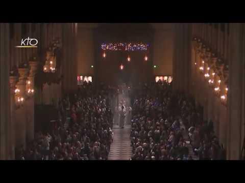 Adeste Fideles Notre Dame 2016