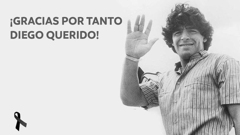 Diego Maradona: La pelota no se mancha Eterno