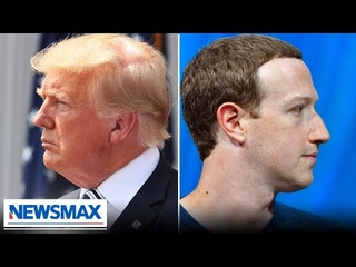A Constitutional paradox never before seen: Dershowitz on Trump's Big tech battle | Spicer & Co.