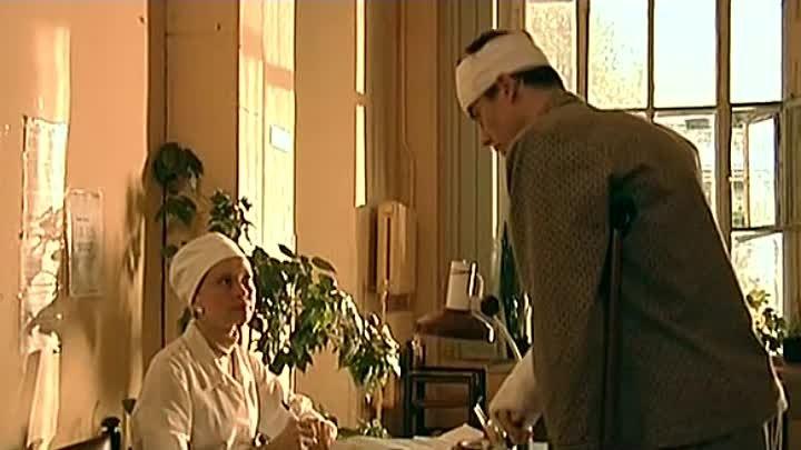 КАВАЛЕРЫ МОРСКОЙ ЗВЕЗДЫ 8 серия 2003 детектив драма реж Евгений Звездаков