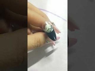 Сборник Французского Маникюра в 1 видео/French Manicure/Идеи Дизайна Ногтей#296