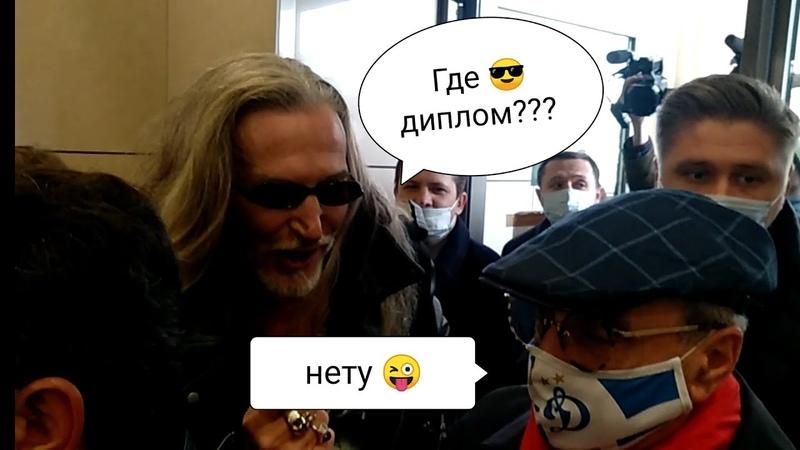 Ефремов Апелляция Джигурда спросил с Добровинского по полной Михаил Ефремов