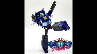 Mech Fans Toys/Mechanic Studios MS-25 Legends Class Fly Wheel Transformer Review (G1 Tracks)