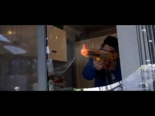 Most Epic Nerf War in History!