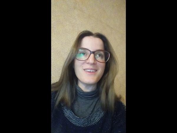 Отзыв Натальи Салюковой об участии в тренинге Елены Голощаповой