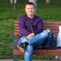 Фотография страницы Дмитрия Шеина ВКонтакте