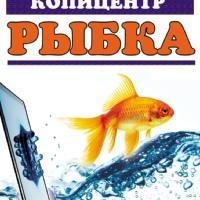 Фотография страницы Копицентра Рыбки ВКонтакте