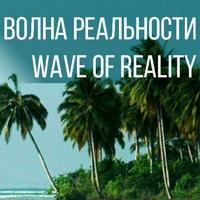 Логотип ВОЛНА РЕАЛЬНОСТИ / Wave оf Reality