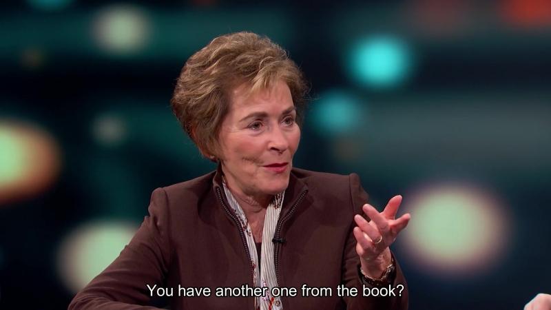 Norm MacDonald Has a Show 03 Judge Judy