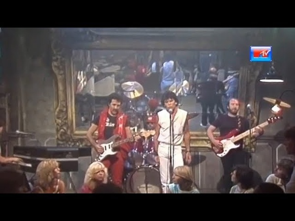 Nazareth Where Are You Now MTV classic 80's Rock