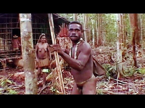 В гости к каннибалам To Visit Cannibals Папуа