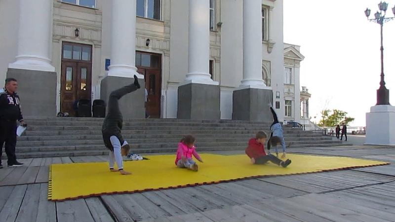 DT Sevastopol Kids. Детское Спортивное Шоу * Стремимся к большему *. 3