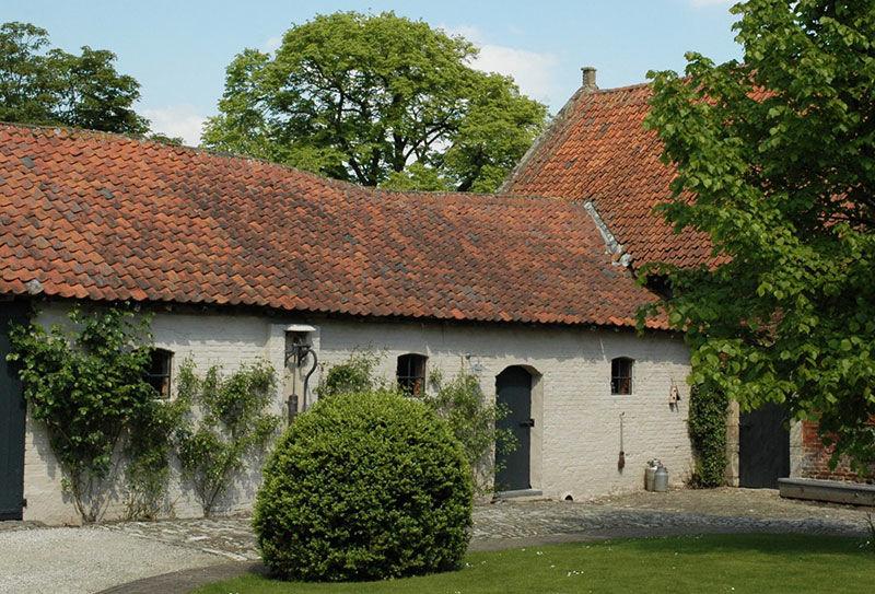 Когда великолепные старые дома получаю новую жизнь: работы бельгийского дизайнера Pieter Vandenhout || 02
