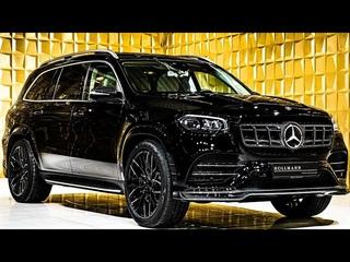Mercedes-Benz GLS 580 4Matic Customized [Walkaround] | 4k Video