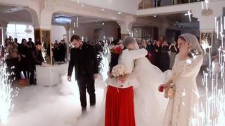Шикарная Чеченская Свадьба Адама и Мархи. . Видео Студия Шархан