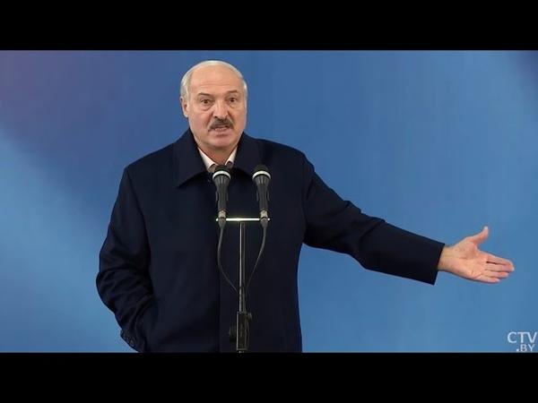 Лукашенко жёстко ответил Путину: Не хочу перед тобой стоять на коленях каждый год! Западная нефть
