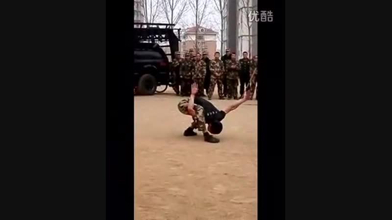 Схватить и заломать боевая магия Китай
