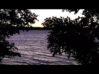 Relaxing Nature Scenes - After SunSet over the Ocean (30 minute video to help you fall asleep)