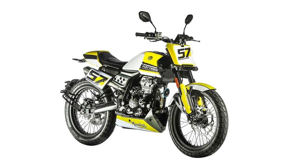 Мотоцикл FB Mondial Track 125 2021