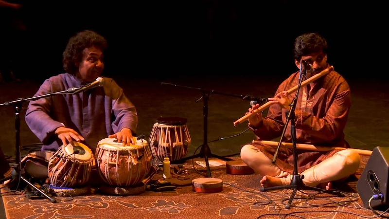 Ravi Shankar Tenth Decade in Concert: Live In Escondido Raga Khamaj