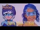 BECOME A MYSTICON Zarya Mask Tutorial!
