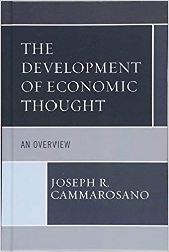 The Development of Economic Thought An Overview