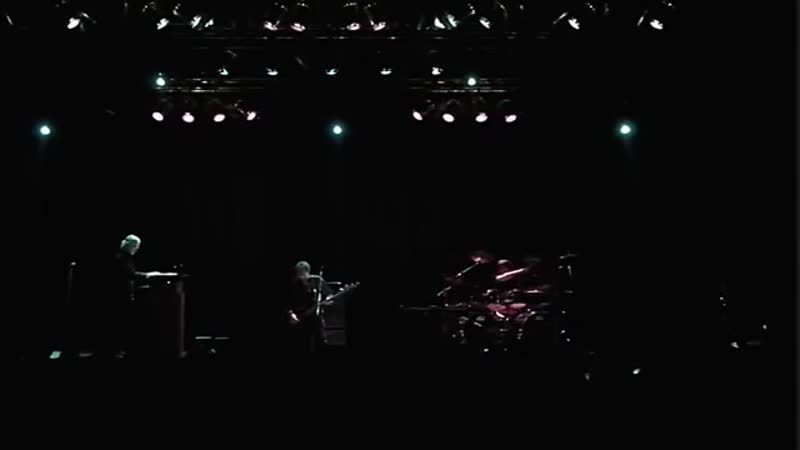 UK Eddie Jobson John Wetton The only thing she needs Live 2012