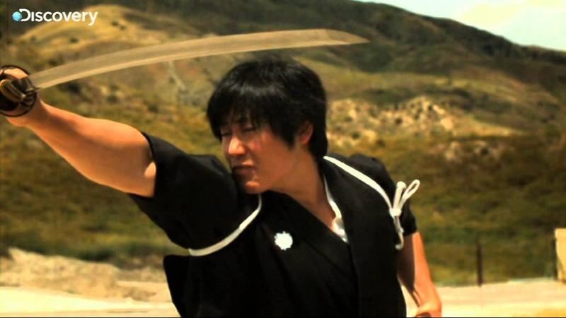 Современный самурай Сверхлюди Стэна Ли Discovery Channel
