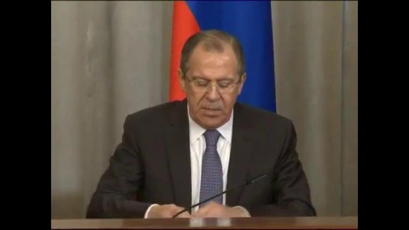 Пресс-конференция С.Лаврова и Д.Буркхальтера | Press-Conference of S.Lavrov and Didier Burkhalter