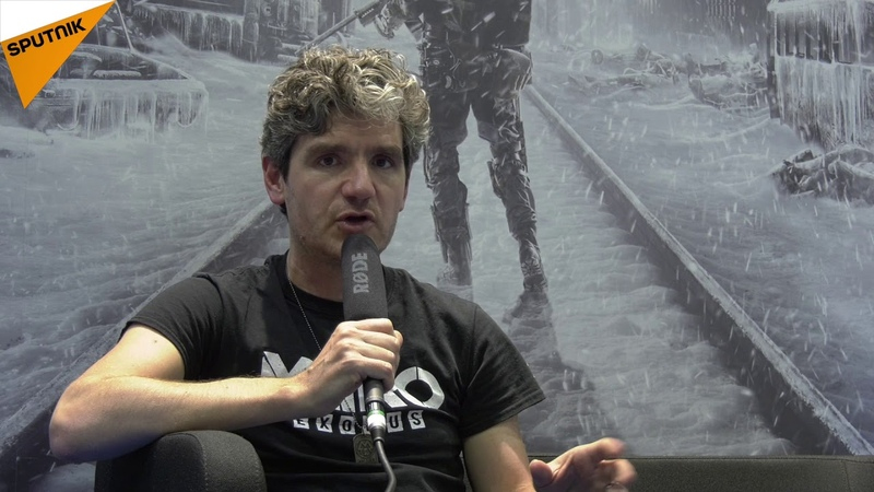 Metro Exodus : rencontre avec Huw Beynon / Histoire-Gameplay-RTX