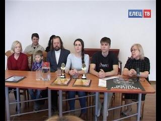 Из семи номинаций победы ельчан в четырех! Актеры театра «Бенефис»...
