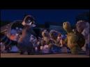Эр-Джей показывает зверям жизнь за пределами леса - Лесная братва (2006)