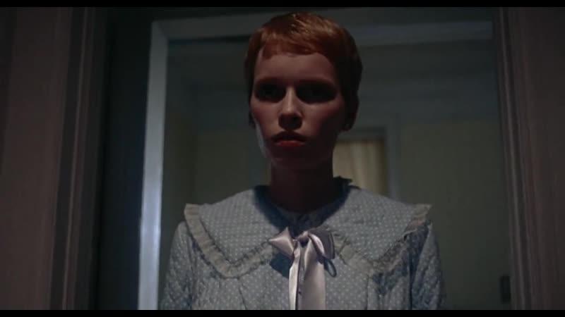 РЕБЕНОК РОЗМАРИ 1968 ужасы драма детектив триллер Роман Полански