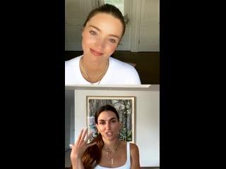 IGTV | Wellness Wednesday with Melissa Wood | 2 сентября 2020