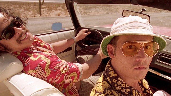 Страх и ненависть в Лас Вегасе 1998 комедия