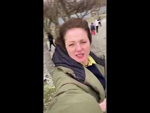 Съемки Ищейка 5 Анна Банщикова