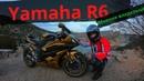 Обзор Yamaha R6 Честный отзыв ! стоит ли покупать новичку ?