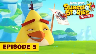 Angry Birds Slingshot Stories S2   Попался!