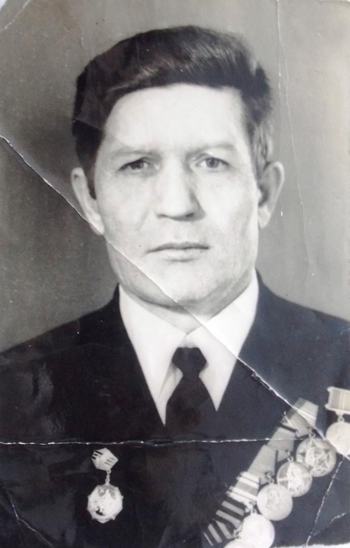 Краснояров Александр Феоктистович