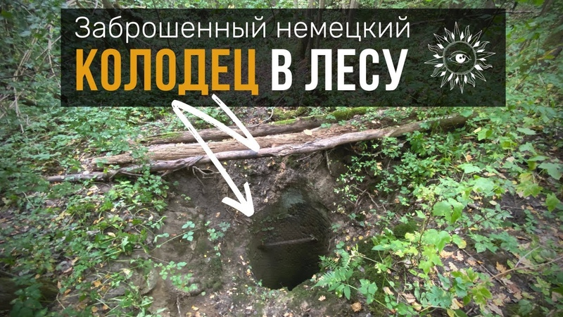 Что скрывает колодец возле замка Бальга Сквозь болота по пояс Камни вросли в деревья