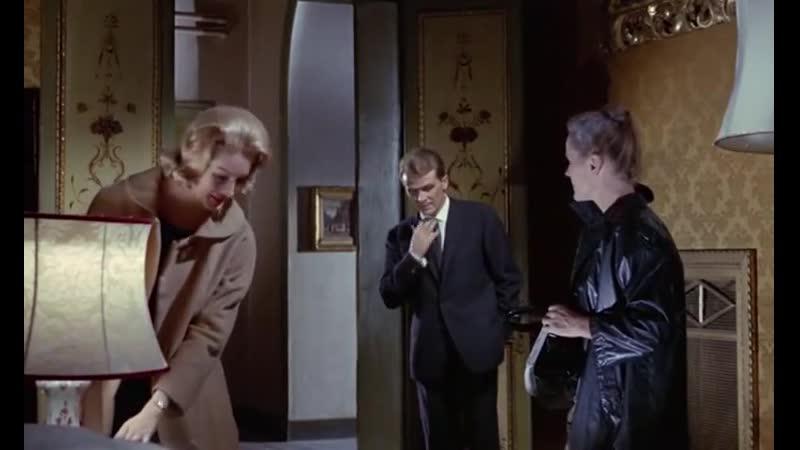 Шесть женщин для убийцы Кровь и чёрные кружева 1964 Реж Марио Бава