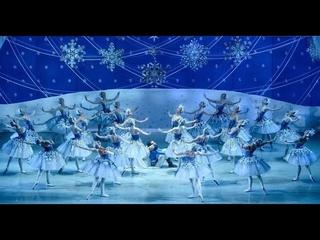 The Nutcracker. Batle scenes, Waltz of the Snowflakes