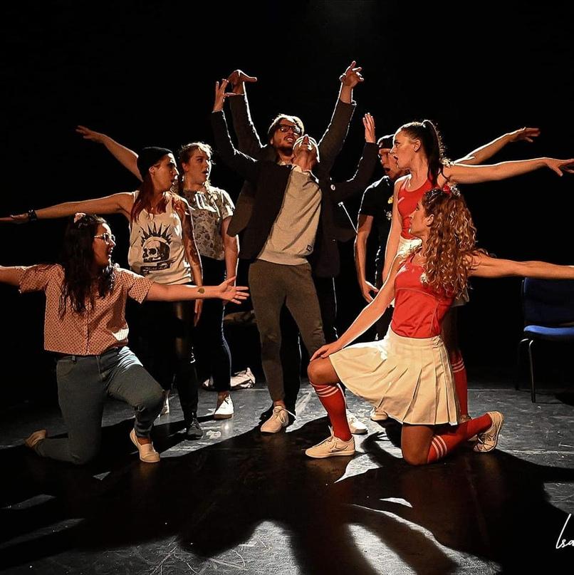 """Фото: социальные сети проекта """"Populaire, le musical»"""