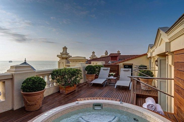 Лучшие отели мира от Soul Travel The Hotel Hermitage (Монако), изображение №5