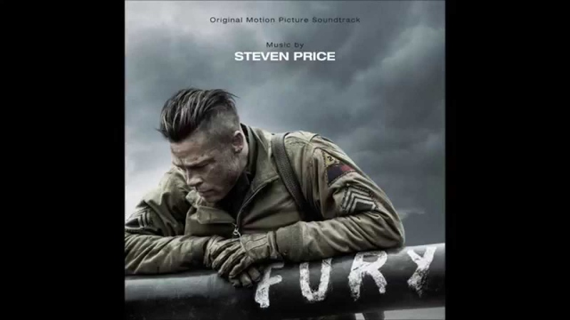 01 April 1945 Fury Original Motion Picture Soundtrack Steven Price