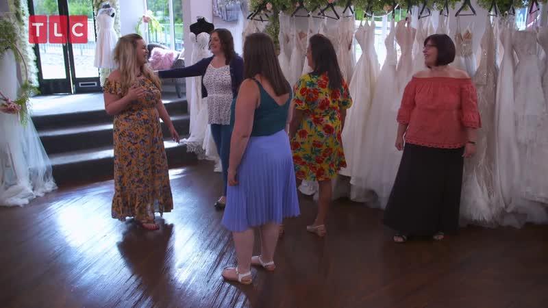 Оденься к свадьбе Ланкашир TLC