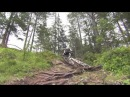 2012 Craft Bike Trans Alp Action