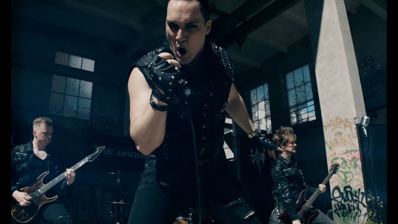 THE UNGUIDED Crown Prince Syndrome Official Video Napalm Records